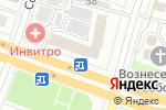 Схема проезда до компании Аркадия в Йошкар-Оле