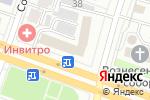 Схема проезда до компании Плюс в Йошкар-Оле