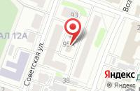 Схема проезда до компании ВсеИнструменты.ру в Егорьевске