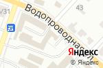 Схема проезда до компании КрепМастер12 в Йошкар-Оле