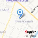 Дом-музей И.С. Ключникова-Палантая на карте Йошкар-Олы