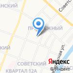 Детская стоматологическая поликлиника г. Йошкар-Олы на карте Йошкар-Олы