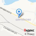 ТехЦентр ДВС на карте Йошкар-Олы