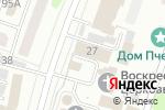 Схема проезда до компании Йошкар-Олинская и Марийская епархия Русской православной церкви Московского патриархата в Йошкар-Оле