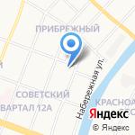 СК Добромир на карте Йошкар-Олы