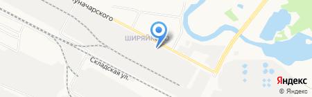 Motor Style на карте Йошкар-Олы