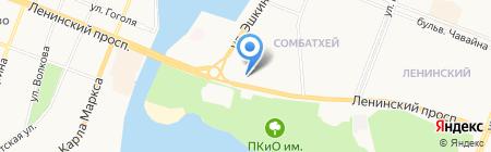 Банкомат РоссельхозБанк на карте Йошкар-Олы