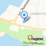 Магазин халяльной продукции на карте Йошкар-Олы