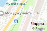 Схема проезда до компании Паспортно-визовый сервис, ФГУП в Йошкар-Оле