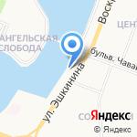 Технокласс на карте Йошкар-Олы