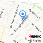 Мир каминов Fireform.ru на карте Йошкар-Олы