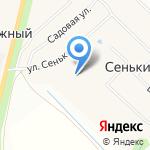 Сенькинский фельдшерско-акушерский пункт на карте Йошкар-Олы