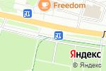 Схема проезда до компании Киоск по продаже кофе и чая в Йошкар-Оле