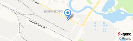 Премьер-продукт на карте Йошкар-Олы