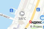 Схема проезда до компании ЗАГС г. Йошкар-Олы в Йошкар-Оле
