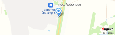 Продуктовый магазин на карте Большого Шаплака