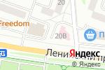 Схема проезда до компании T.Twice в Йошкар-Оле