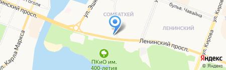 CHILI на карте Йошкар-Олы