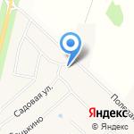 Сенькинский культурно-досуговый центр на карте Йошкар-Олы