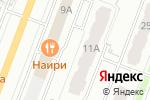 Схема проезда до компании Телекомпания 12 регион в Йошкар-Оле