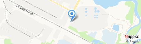 Йошкар-Олинский завод нестандартного оборудования на карте Йошкар-Олы