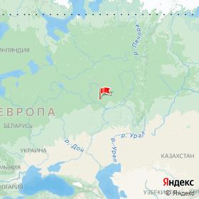 Weather station ESP8266 in Yoshkar-Ola, Republic of Mari El, Russia