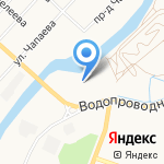 GasMonkeyGarage на карте Йошкар-Олы