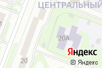 Схема проезда до компании Солнышко в Йошкар-Оле
