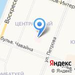 Йошкар-Олинский реабилитационный центр для детей и подростков с ограниченными возможностями на карте Йошкар-Олы