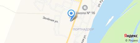 АГЗС на карте Ассадулаево