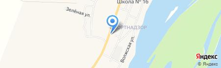 Индира на карте Ассадулаево