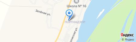 Автосервис на карте Ассадулаево