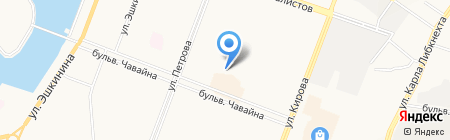 ЭкспрессДеньги на карте Йошкар-Олы