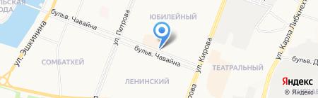 Oriflame на карте Йошкар-Олы