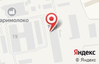 Схема проезда до компании Компания Шелвуд в Сенькино
