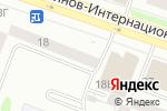 Схема проезда до компании Центр детского и юношеского технического творчества в Йошкар-Оле