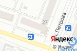 Схема проезда до компании Маки-Лаки в Йошкар-Оле
