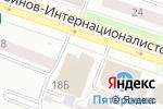Схема проезда до компании Мебельный Мир в Йошкар-Оле