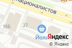 Схема проезда до компании Пивной в Йошкар-Оле