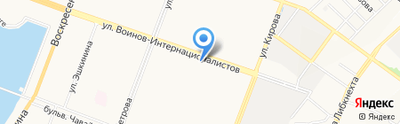 ЗооРай на карте Йошкар-Олы
