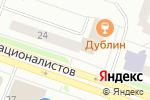 Схема проезда до компании Чайная в Йошкар-Оле
