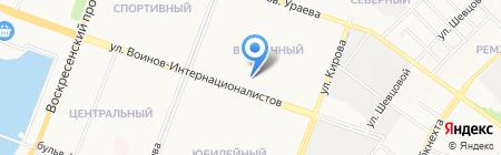Марийтелерадиобыттехника на карте Йошкар-Олы