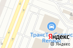 Схема проезда до компании ТрансТехСервис в Йошкар-Оле