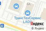 Схема проезда до компании Opel в Йошкар-Оле