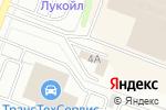 Схема проезда до компании Полный привод 4х4 в Йошкар-Оле