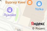Схема проезда до компании Ajika в Йошкар-Оле
