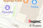Схема проезда до компании INCITY в Йошкар-Оле