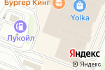 Схема проезда до компании Соренто в Йошкар-Оле