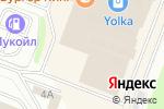 Схема проезда до компании Serginnetti в Йошкар-Оле