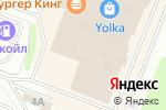 Схема проезда до компании Кокетка в Йошкар-Оле